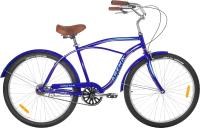 Велосипед Arena Harley 2020 / CT26XF809 (синий) -