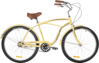 Велосипед Arena Harley 2020 / CT26XF809 (бежевый) -