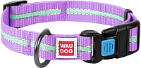 Ошейник Collar Waudog Nylon 45629-1 (фиолетовый) -