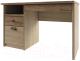 Письменный стол Anrex Diesel 1D2SN/D1 (дуб мадура/веллингтон) -