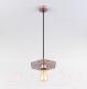 Потолочный светильник Евросвет Creto 50167/1 (перламутровое золото) -