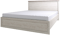 Полуторная кровать Anrex Monako 140 с ПМ (сосна винтаж/дуб анкона) -