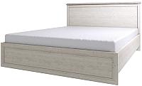 Двуспальная кровать Anrex Monako 180 (сосна винтаж/дуб анкона) -