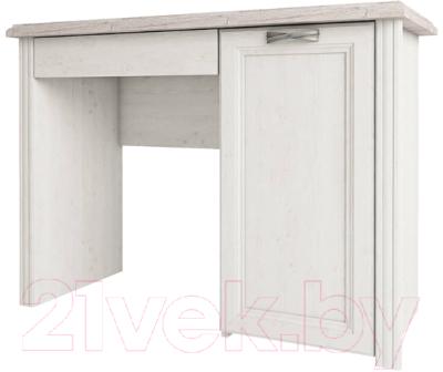 Туалетный столик Anrex Monako 1D1S (сосна винтаж/дуб анкона)
