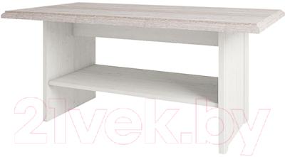 Журнальный столик Anrex Monako (сосна винтаж/дуб анкона)