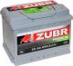 Автомобильный аккумулятор Zubr Premium New R+ (65 А/ч) -