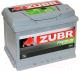 Автомобильный аккумулятор Zubr Premium New L+ (65 А/ч) -