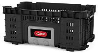 Ящик для инструментов Keter Gear Crate / 238276 (черный) -