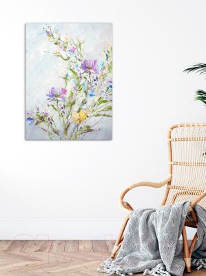 Картина Orlix Сиреневый плющ / CA-12518