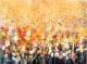 Картина Orlix Абстрактные луговые цветы / CA-12529 -
