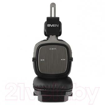 Беспроводные наушники Sven AP-B530MV Bluetooth (черный)
