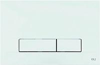 Кнопка для инсталляции Oliveira & Irmao Narrow OLIpure 148300 (белый) -