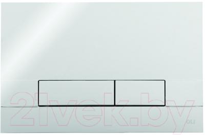 Кнопка для инсталляции Oliveira & Irmao Narrow OLIpure 148301 (хром)