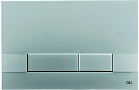 Кнопка для инсталляции Oliveira & Irmao Narrow OLIpure 148302 (хром матовый) -