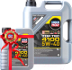 Моторное масло Liqui Moly Top Тес 4100 5W40 / 9511+9510 (5л+1л) -