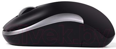 Мышь A4Tech G3-300N Wireless (черный/серебристый)
