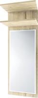 Зеркало Anrex Oskar 1N (дуб санремо) -