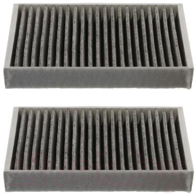Комплект салонных фильтров Stellox 7110255SX (угольный)