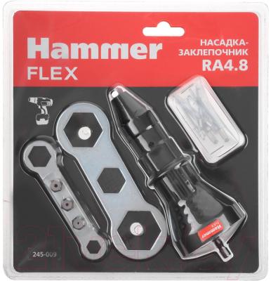 Насадка-заклепочник Hammer Flex RA4.8 (596590)