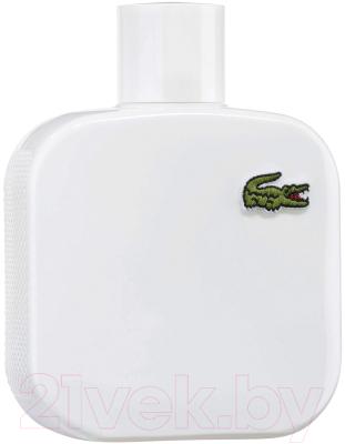 Туалетная вода Lacoste Eau De Lacoste L.12.12 Blanc Pure