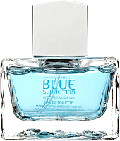Туалетная вода Antonio Banderas Blue Seduction For Women (50мл) -