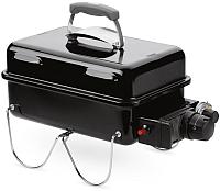 Газовый гриль Weber Go-Anywhere GA-7792 (черный) -