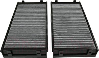 Комплект салонных фильтров Stellox 7110473SX (угольный)
