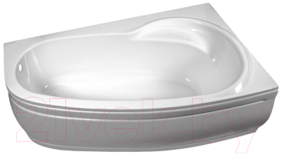 Ванна акриловая AquaFonte Адель 170x100 R (с каркасом и экраном)