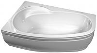 Ванна акриловая AquaFonte Адель 170x100 L (с каркасом и экраном) -