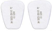 Предфильтр для защитной маски 3M E190186 (2шт) -