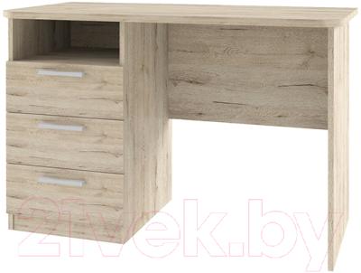 Письменный стол Anrex Oskar 3SN (дуб санремо)