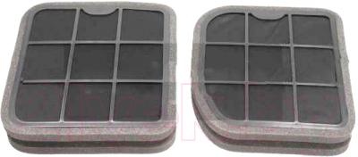 Комплект салонных фильтров Stellox 7110564SX (угольный)