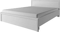 Полуторная кровать Anrex Taylor 140 с ПМ (белый) -