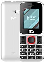 Мобильный телефон BQ Step+ BQ-1848 (белый/красный) -