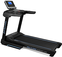 Электрическая беговая дорожка Oxygen Fitness New Classic Aurum LCD -