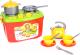Набор игрушечной посуды ТехноК Кухонный набор 10 / 5934 -