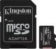 Карта памяти Kingston Canvas Select Plus 100R microSDHC Class10 UHS-I U1 V10 A1 128GB (SDCS2/128GB) -