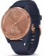 Умные часы Garmin Vivomove 3s / 010-02238-23 (золото/фиолетовый) -