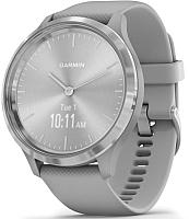 Умные часы Garmin Vivomove 3 / 010-02239-20 (серебристый/серый) -