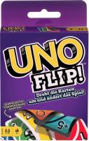 Настольная игра Mattel UNO Flip / GDR44 -
