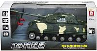 Радиоуправляемая игрушка Maya Toys Танк / AKX527-4 -