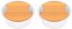 Мойка кухонная KitKraken Duo Lake O-510.2B + две разделочные доски (белый) -