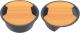 Мойка кухонная KitKraken Duo Stream C-510M + две разделочные доски (графит) -
