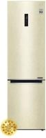 Холодильник с морозильником LG DoorCоoling+ GA-B509MESL -