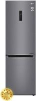 Холодильник с морозильником LG DoorCоoling+ GA-B509MLSL -