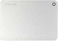 Внешний жесткий диск Toshiba Canvio Premium 4TB Silver (HDTW240ES3CA) -