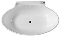 Ванна акриловая Abber АВ9237 -