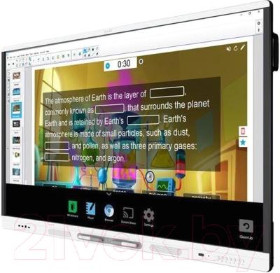Интерактивная доска Smart Technologies SBID-MX275