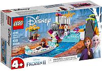 Конструктор Lego Disney Экспедиция Анны на каноэ 41165 -