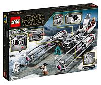 Конструктор Lego Star Wars Звёздный истребитель Повстанцев типа Y / 75249 -